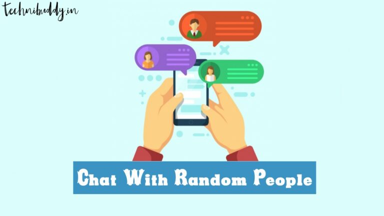 Chat With Random People